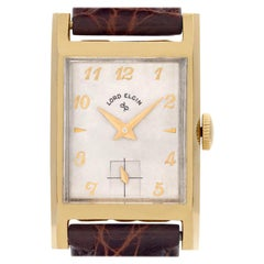 Elgin MISSING MISSING, White Dial, Certified and Warranty