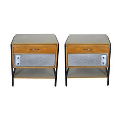 Elias Svedberg Nordiska Kompaniet Night Stands from Peruvian Hotel