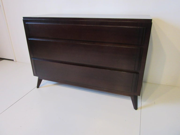 American Mid Century Dresser / Chest for Rway Modern For Sale