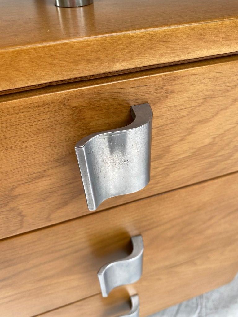 Eliel Saarinen for Johnson Furniture Executive Desk For Sale 5