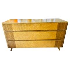 Eliel Saarinen for Northern Furniture Long Dresser
