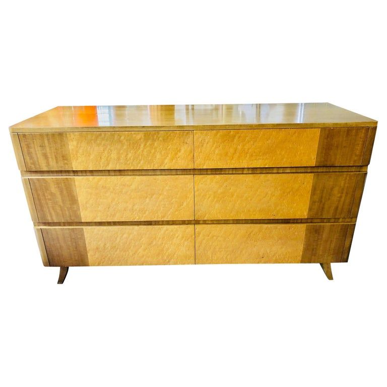 Eliel Saarinen for Northern Furniture Long Dresser For ...