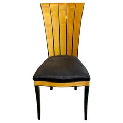 Eliel Saarinen Side Chair by Adelta, Finland
