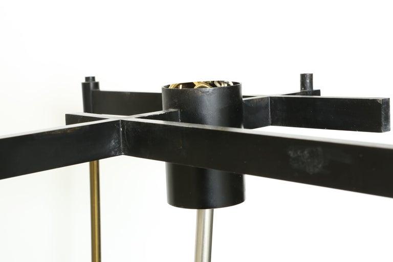 Elio Monesi for Arredoluce Ceiling Pendant For Sale 8