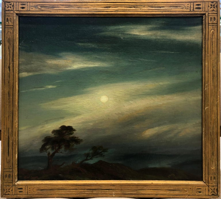 New York City artist Eliot Candee Clark was well known for his impressionist landscapes. He was the son of painter Walter Clark. Many of his paintings show the influence of his association with James Whistler and family friend John Twachtman. He