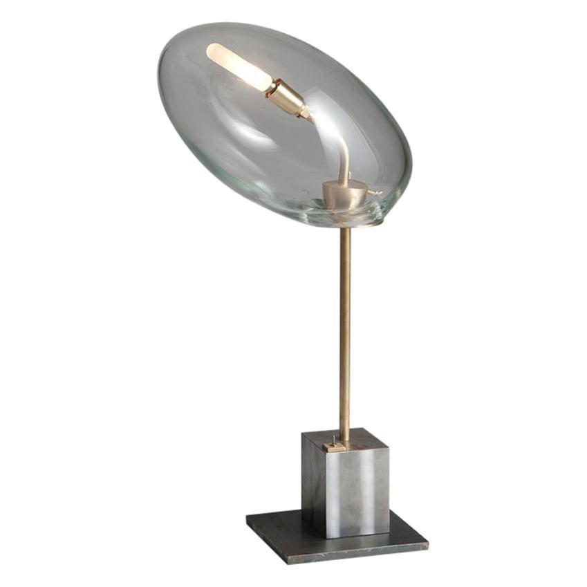 Eliptic Liquid Lamp by Sema Topaloglu