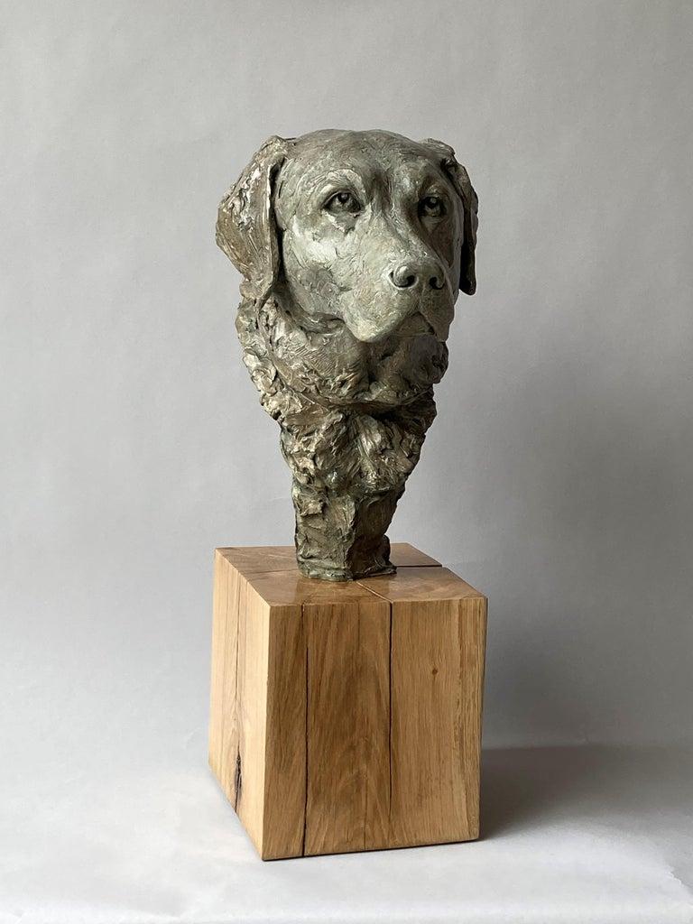 Derby Bronze  - Sculpture by Elisabeth Cibot