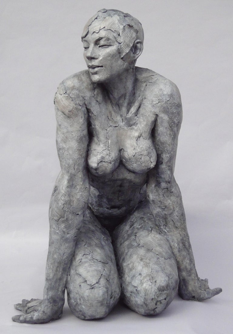 Tellinah - Sculpture by Elisabeth Cibot