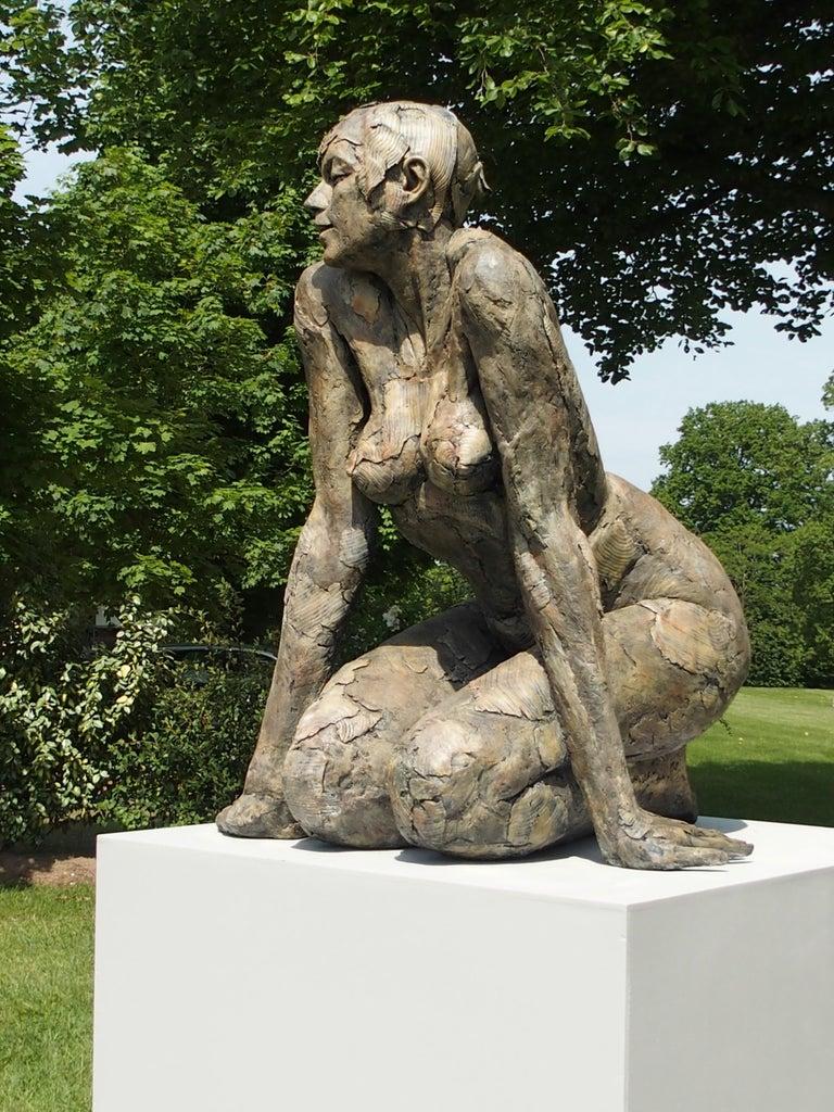 Tellinah - Contemporary Sculpture by Elisabeth Cibot