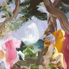 Elise Ansel, Infidelity V, Oil on Canvas