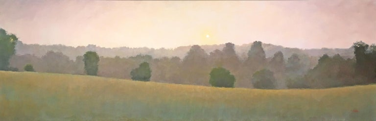 Elissa Gore Landscape Painting - Quiet Memory 2