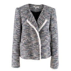 Elizabeth and James Clark Tweed Jacket M