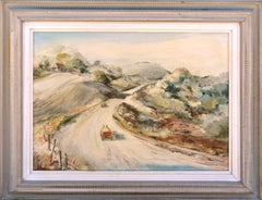California Hills Landscape