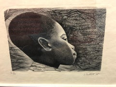 "Elizabeth Catlett ""Black Is Beautiful"""