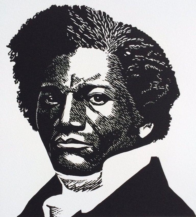 <i>Young Douglass</i>, 2004, offered by Mojo Portfolio