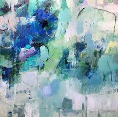 Surge, Painting, Acrylic on Canvas