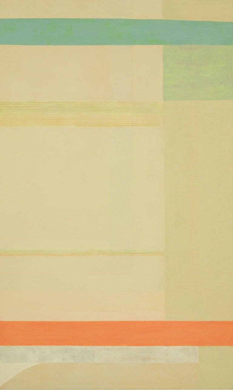 Elizabeth Gourlay Jaspergreen Vertical Abstract Color Block