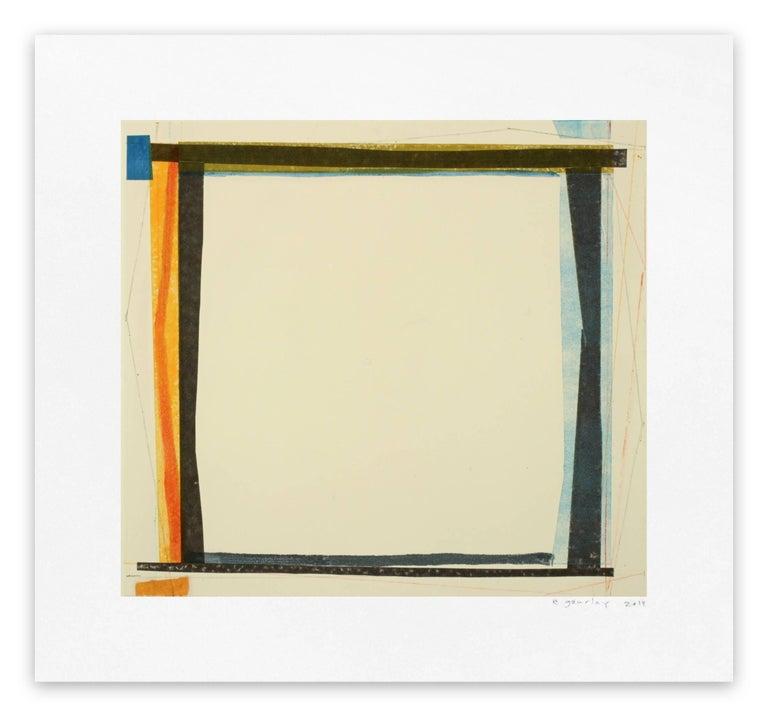 Elizabeth Gourlay Abstract Print - Kitha 4