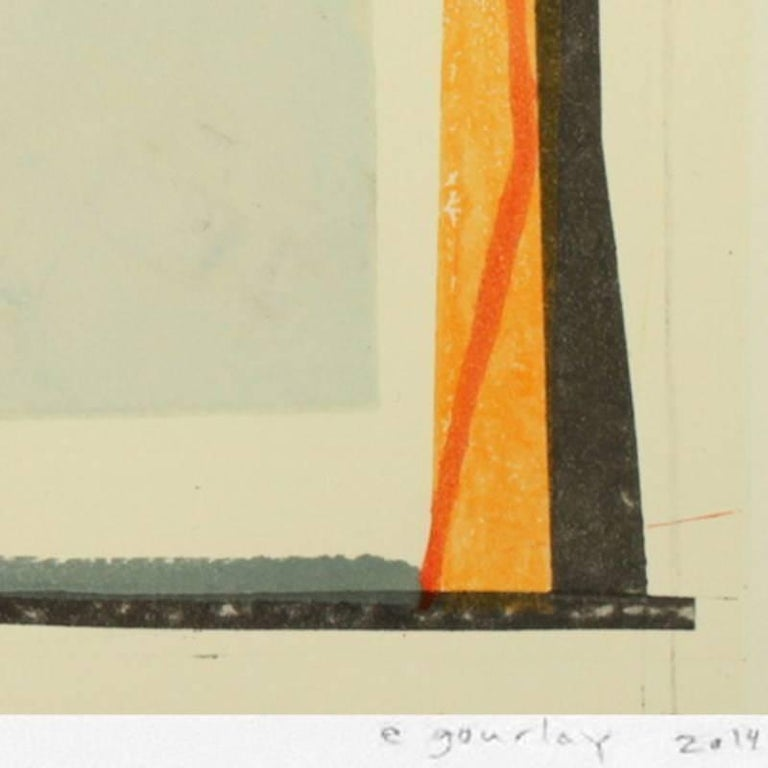 Kitha 7 - Minimalist Print by Elizabeth Gourlay