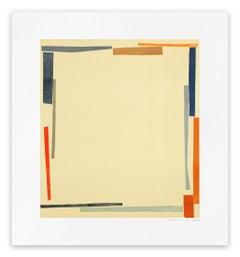 Tromba 3 (Abstract print)
