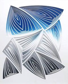 Sculpture; 'All Over Blend'