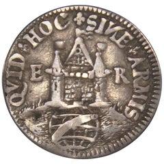 ELIZABETH I Defence of the Kingdom Medal, circa 1572