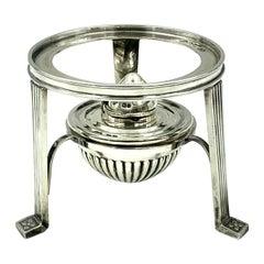 Elizabeth II Goldsmiths & Silversmiths Company Sterling Silver Spirits Warmer