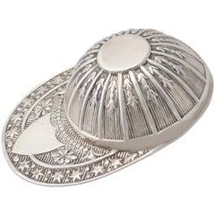Elizabeth II Sterling Silver Caddy Spoon