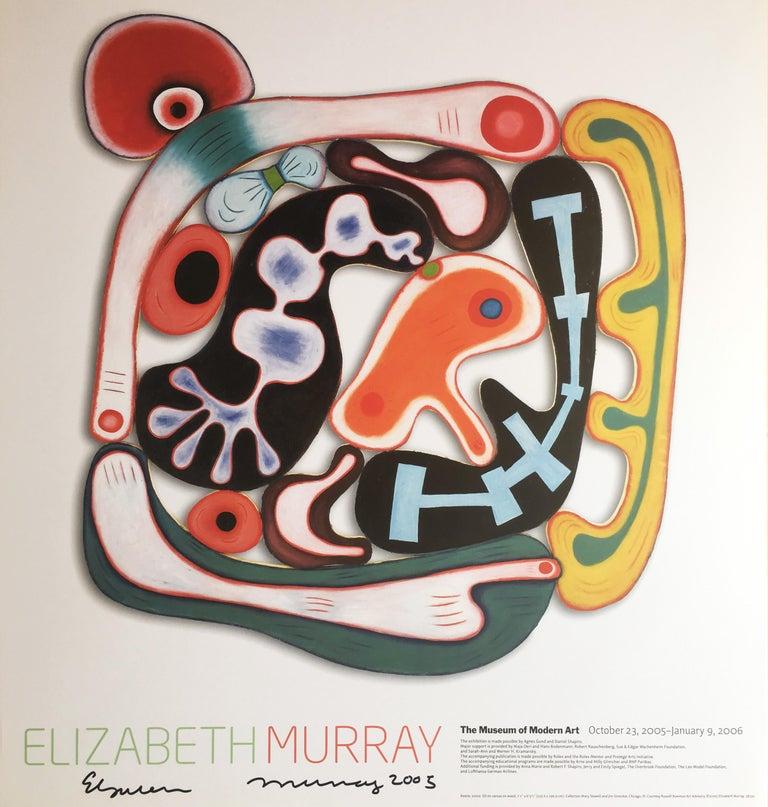 """""""Elizabeth Murray"""" - Print by Elizabeth Murray"""