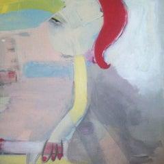 Diva, Painting, Acrylic on Canvas