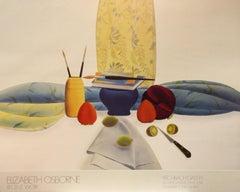 Poster-Recent Work. Fischbach Gallery 1984