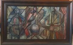 Cubist Jazz Band