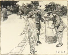 The Suspected Suffragette