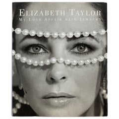 Elizabeth Taylor: My Love Affair with Jewelry Table Book