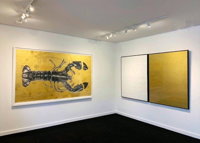 The Golden Key - Painting by Elizabeth Waggett