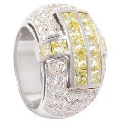Ella Gafter Fancy Diamond Band