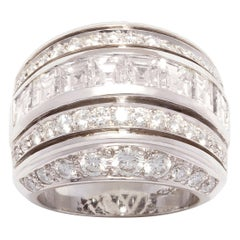 Ella Gafter Diamond Band Ring