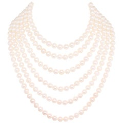 Ella Gafter Pearl Necklace
