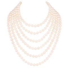 Ella Gafter Pearl Strand Necklace