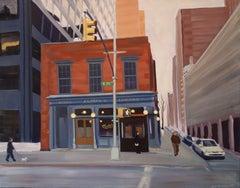 PJ Clarke's, Painting, Oil on Canvas