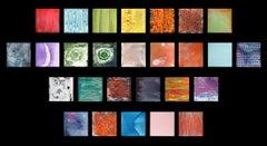 Ellen Hackl Fagan, ColorSoundGrammar_3 2010, Abstraction, Meditative