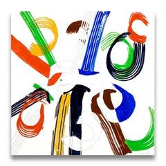Jazz Cubano 46: Percussion Drawing