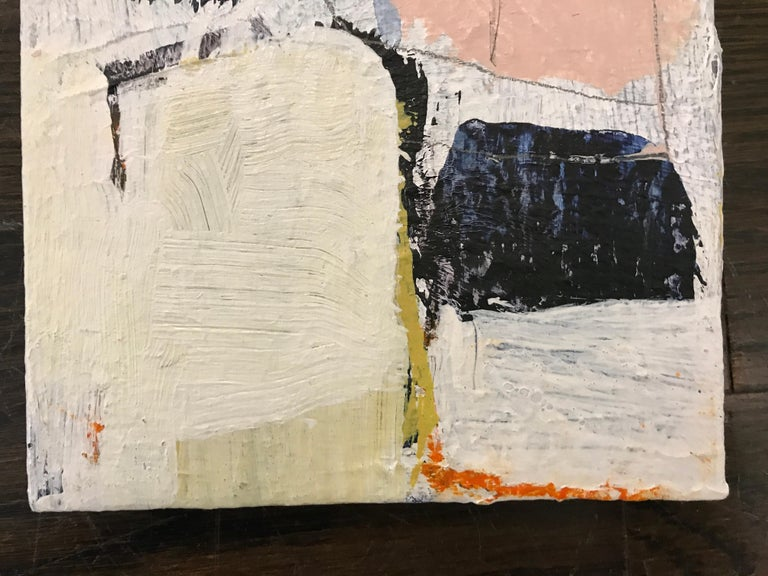 Affinity by Ellen Rolli, 2018, Petite Gift-able Abstract Painting For Sale 3