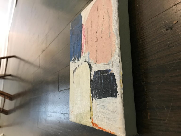 Affinity by Ellen Rolli, 2018, Petite Gift-able Abstract Painting For Sale 6