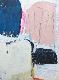 Affinity by Ellen Rolli, 2018, Petite Gift-able Abstract Painting