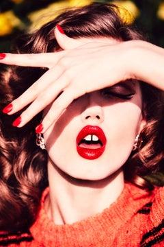 Kiss me Quick, Paris – Bedazzled, Supermodel Lindsay Wixon