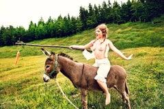 Treat and whip, Bavaria