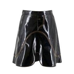 Ellery Milky Way Black Mini Skirt - Size US 4