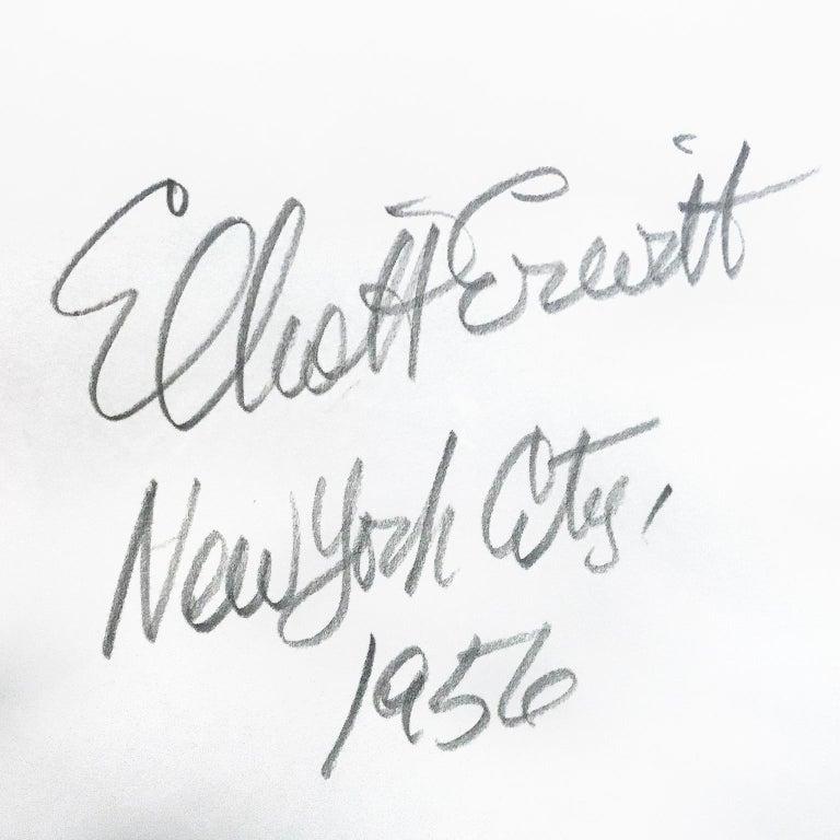 Marilyn Monroe by Elliott Erwitt. 'Breathtaking', A portrait in Black and White For Sale 3