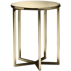 Elliot Gold Coffee Table